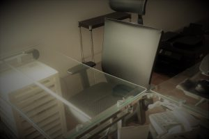 事務所内3
